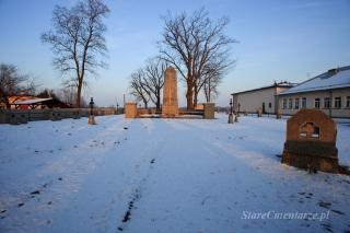 Niwka cmentarz wojenny