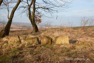 Ołpiny cmentarz żydowski