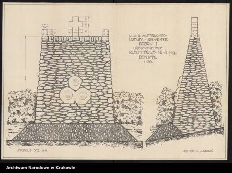 Blechnarka pomnik