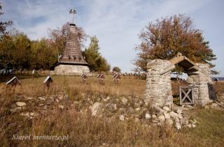 Grab cmentarz wojenny  nr 4