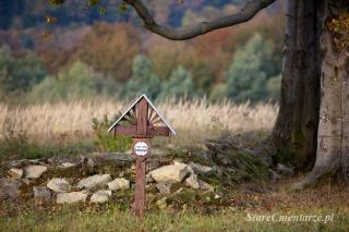 Grab cmentarz z I wojny światowej