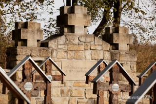 Ożenna cmentarz wojenny nr 3