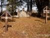 Ożenna część rosyjska cmentarza wojennego
