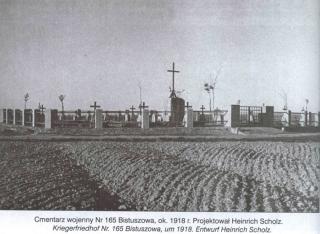 cmentarz-165-bistuszowa zdjęcie archiwalne