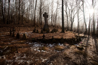 Golanka cmentarz