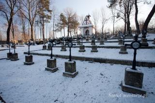 Łowczówek cmentarz wojenny