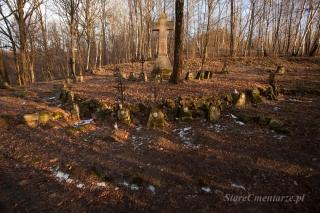 Golanka cmentarz wojenny