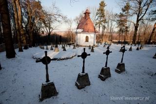 Łowczówek cmentarz legionistów