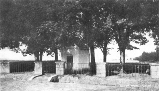 Tarnowiec cmentarz nr 180 ok. 1917 r.(R.Broch...)