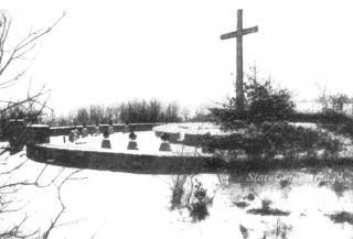Woźniczna - cmentarz nr 178