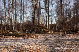 Woźniczna cmentarz z I wojny światowej