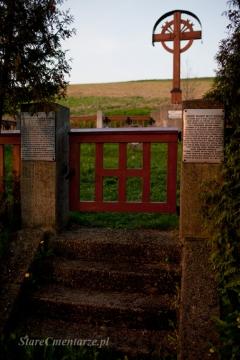 Błażkowa cmentarz