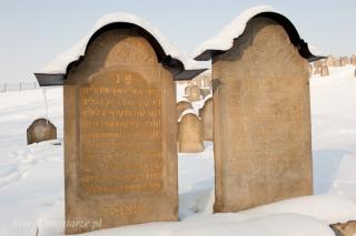 nagrobki cadyka Abrachama Awli oraz rabina i cadyka Nachuma Cwi
