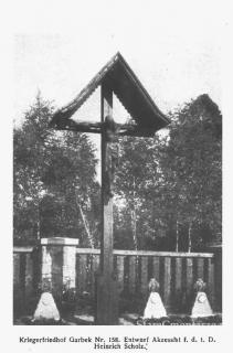 Tuchów-Garbek 1917 r.