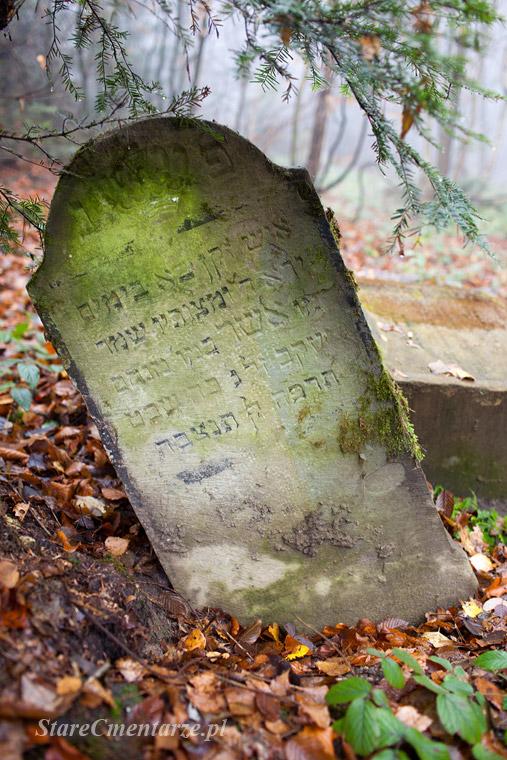 Jodłowa cmentarz żydowski
