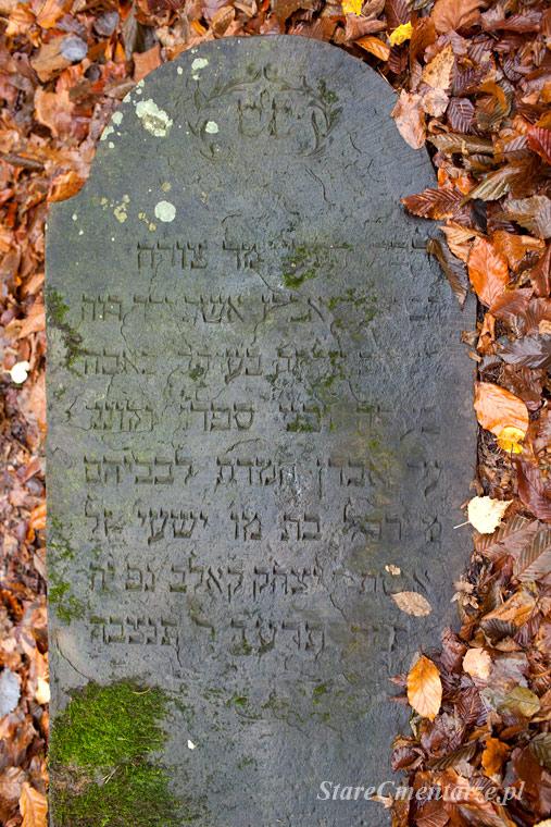 stare zydowskie cmentarze żydowskie w Polsce