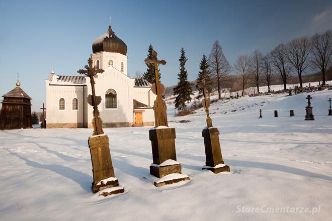 Pętna – cmentarz łemkowski.