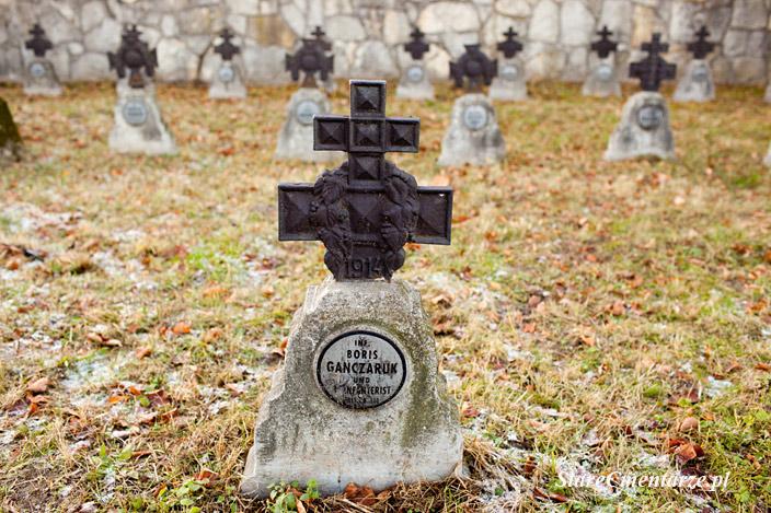 Tarnowiec cmentarz nr 180 – Kriegerfriedhof.