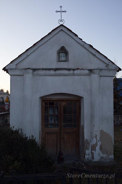 Tarnowiec kapliczka