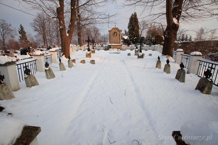 Brzostek cmentarz wojenny