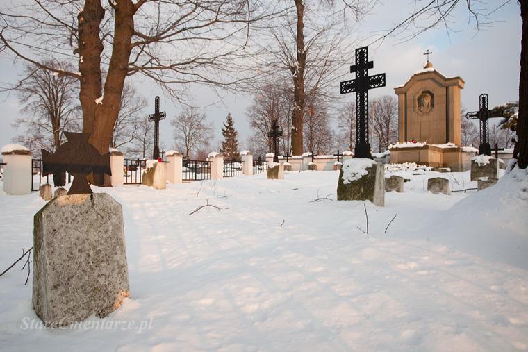 cmentarz z I wojny światowej Brzostek