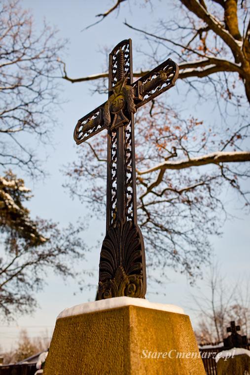 krzyż austriacki duży