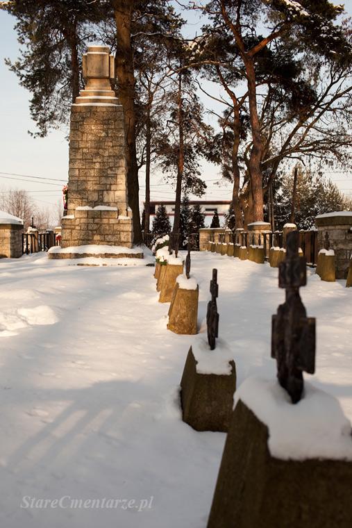 Czarna cmentarz wojenny