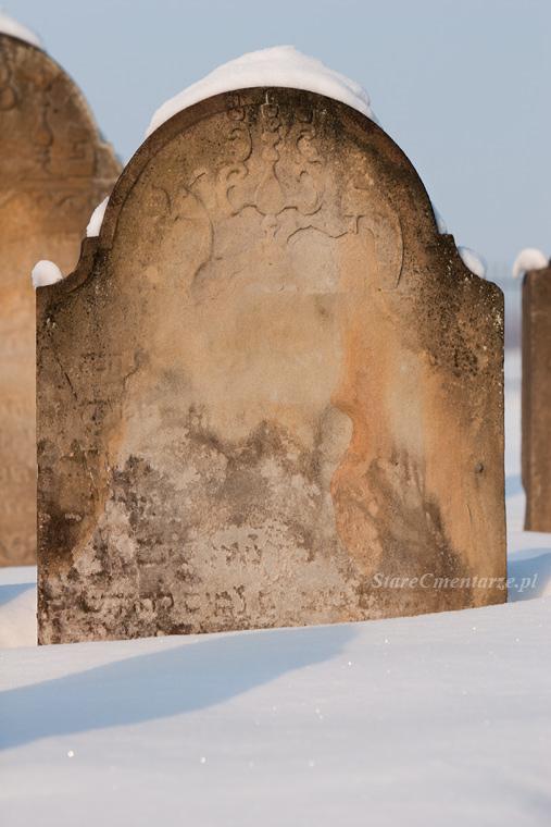 Ryglice cmentarz żydowski29