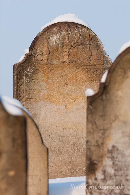 Ryglice cmentarz żydowski30