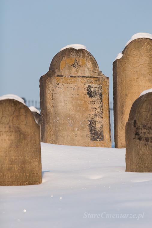 Ryglice cmentarz żydowski43