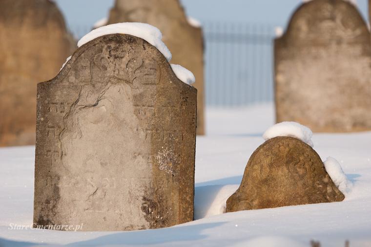 Ryglice cmentarz żydowski44