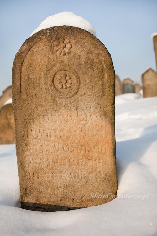 Ryglice cmentarz żydowski50