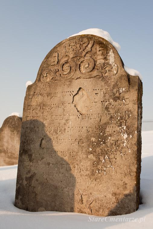 Ryglice cmentarz żydowski72
