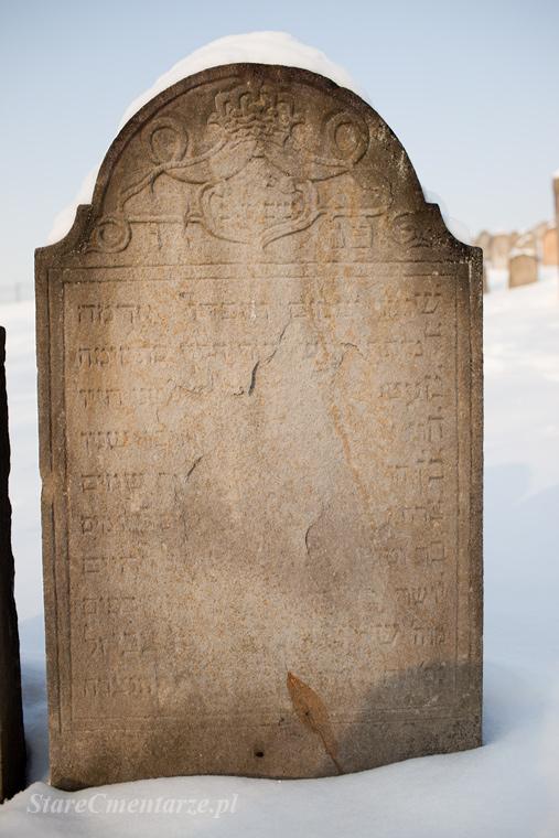 Ryglice cmentarz żydowski79