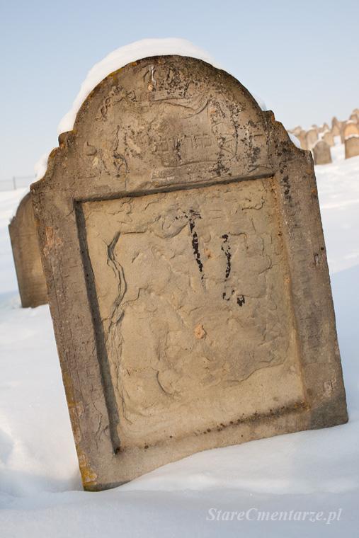 Ryglice cmentarz żydowski81