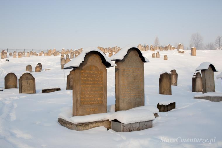 Ryglice cmentarz żydowski zdjęcia