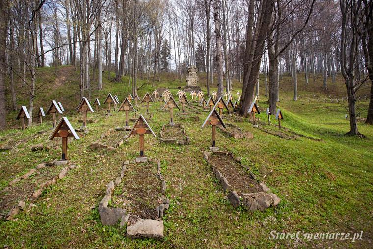Łużna – Pustki cmentarz wojenny nr 123