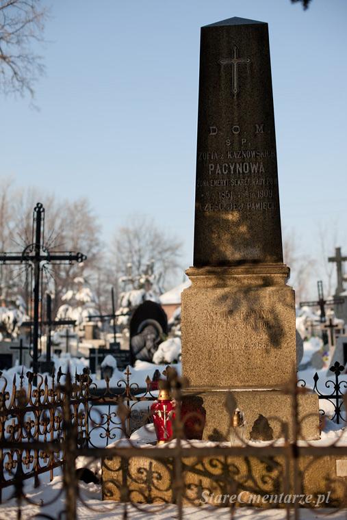 Pilzno cmentarz parafialny