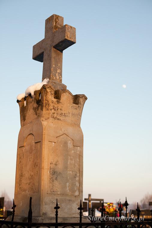 Pilzno stary cmentarz