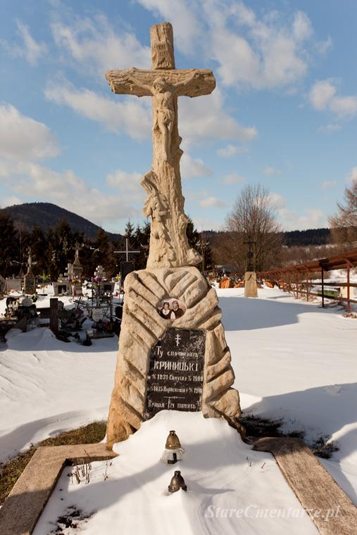 Cmentarz łemkowski Uście Gorlickie