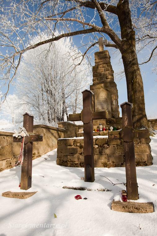 Zdynia Kriegerfriedhof