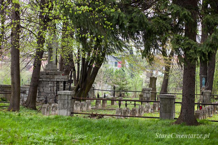Tuchów cmentarz wojenny nr 161