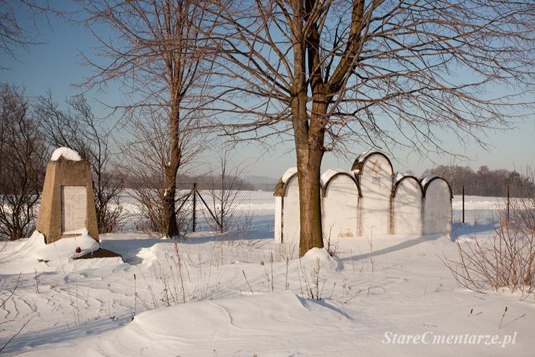 Pilzno jewish old cemetery