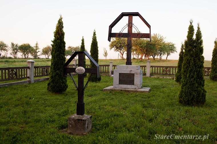 cmentarz z i wojny w Róży