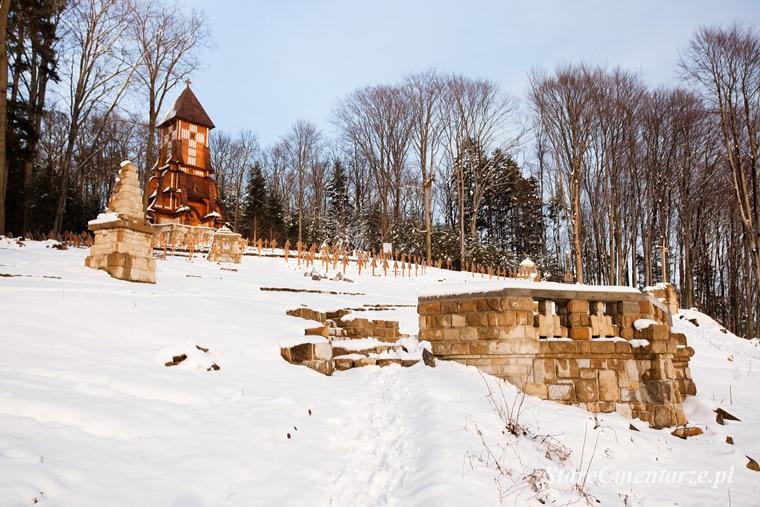 Luzna Kriegerfriedhof