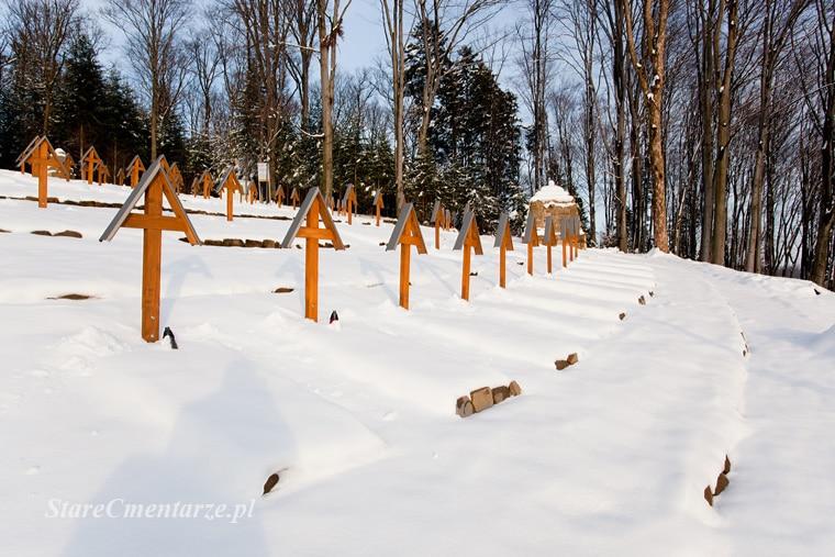 Luzna Pustki cemetery