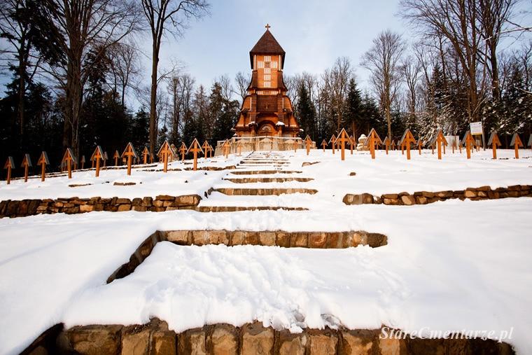 Łużna cmentarz wojenny