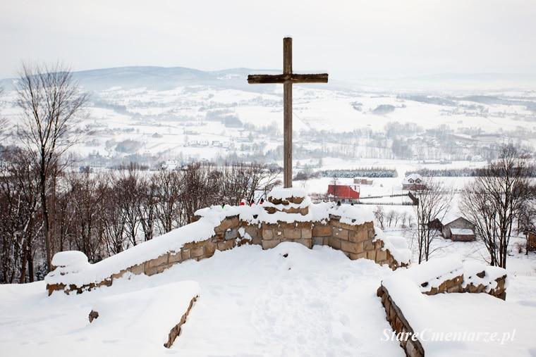 Luzna cmentarz z I wojny