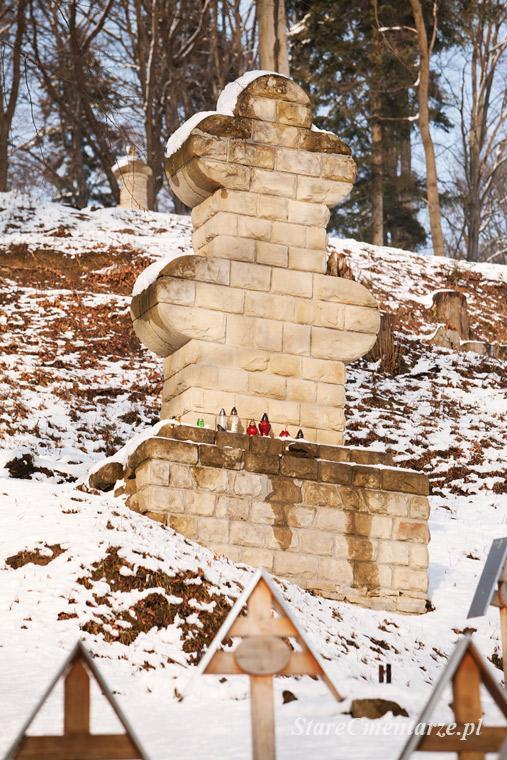 Luzna Воинское кладбище