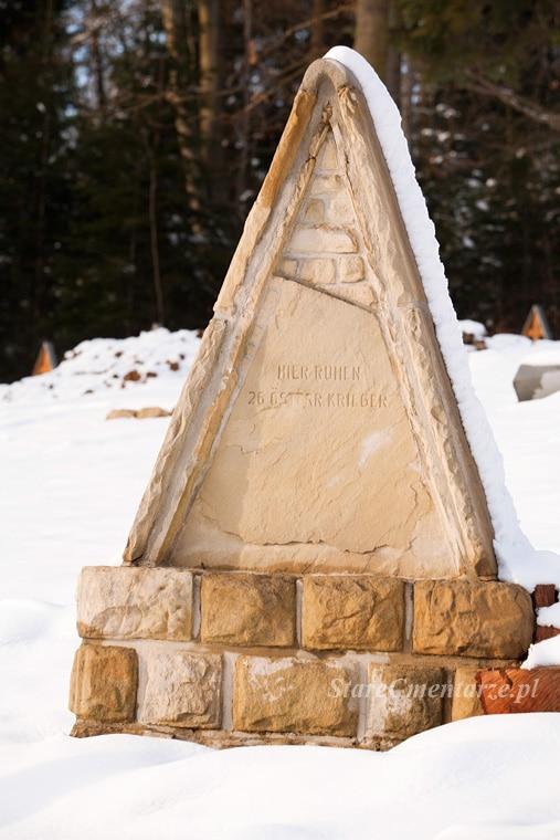 Łużna remont cmentarza